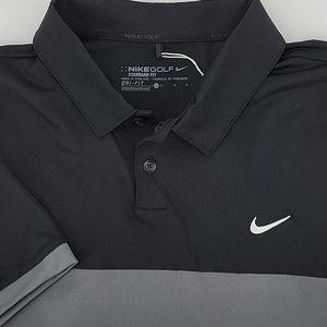 Nike Golf SS Standard Dri Fit Polo Sz L NWT